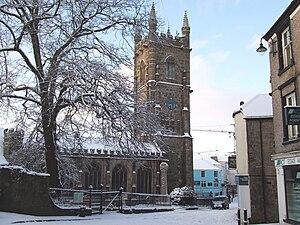 St Austell - Holy Trinity Church, St Austell