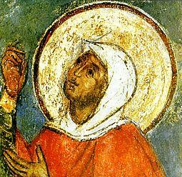 Ранньо-християнська свята та мучениця