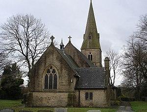Breightmet - Image: St James Church Breightmet (cropped)