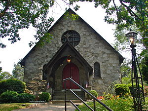 Runnemede, New Jersey - St John Episcopal Church