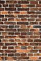 St Michael's Church, Theydon Mount, tower brickwork, Essex, England 03.jpg