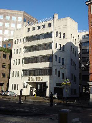 Tooley Street - St Olaf House