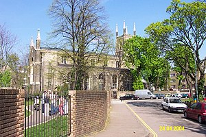 Canonbury - St Paul's Church