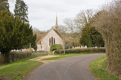 St Peter's Church, Plaitford - geograph.org.uk - 738697.jpg