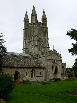 St Sampson's Church, Cricklade - geograph.org.uk - 1476672.jpg