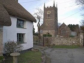 St Thomas' church, Northlew - geograph.org.uk - 380604.jpg
