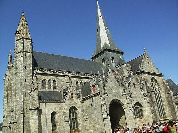 Monument historique à Guérande