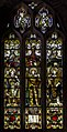 Stained glass window, St Mary's church, Dymock (19730962643).jpg
