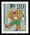 Stamps of Germany (BRD) 1970, MiNr 651.jpg