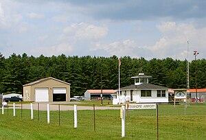 Haliburton/Stanhope Municipal Airport - Image: Stanhope Airport
