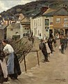 Stanhope Forbes The Harbor at Mousehole.jpg