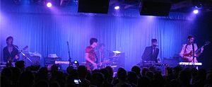 Starfucker Concert at the Crescent Ballroom in Phoenix, AZ - 1-10-2012.jpg