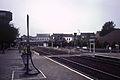 Station Oudenaarde 1985 met stoom I.jpg