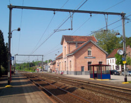 Station Sinaai