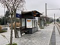 Station Tramway IdF Ligne 6 Dewoitine - Vélizy-Villacoublay (FR78) - 2021-01-03 - 5.jpg
