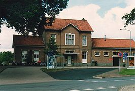 Station Vorden in 1996