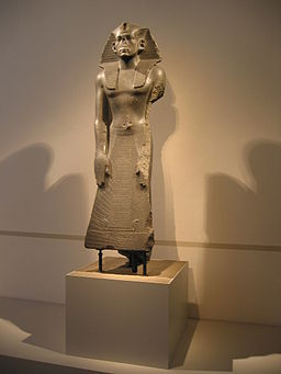 Statue of Amenemhet III. (1840-1800BC)
