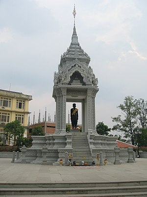 Statue of Lady Penh