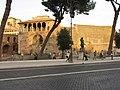 Statue of Traianus in Via dei Fori Imperiali (Rome).jpg