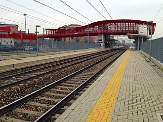 Grugliasco railway station - Grugliasco railway station
