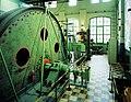 Steenkoolmijn van Beringen, koepeschijf in ophaalgebouw 2 - 373389 - onroerenderfgoed.jpg