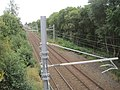 Stepps Road railway station (site), North Lanarkshire (geograph 5088840).jpg