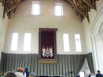 Stirling Castle Great Hall tapestry.jpg