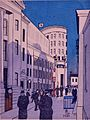 Stock Exchange at Kabutochō; Koizumi Kishio.jpg