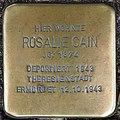 Stolperstein Geldern Issumer Straße 53 Rosalie Cain.jpg
