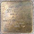 Stolperstein Kleve Lindenallee 32a Sophie Weyl.jpg