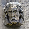 Stone Face, St Cuthbert, Ackworth (16811346566).jpg