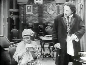 Lydia Hamilton Smith - In the 1915 film The Birth of a Nation, Representative Austin Stoneman (played by Ralph Lewis) and his housekeeper Lydia Brown (played by Mary Alden) are considered as standing for, respectively, Thaddeus Stevens and Lydia Hamilton Smith.