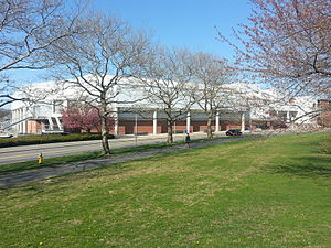 Bruce Bawer - The Stony Brook University Arena at Stony Brook University