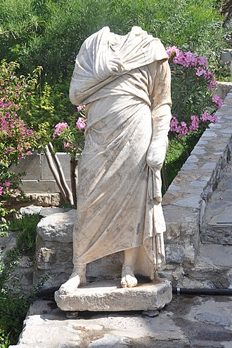 Stratonicea (Caria) - Statue of a Governor from Stratonicea, Bodrum Museum of Underwater Archaeology.
