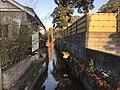 Stream near Umi Hachiman Shrine.jpg