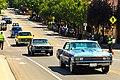 Street Rods Parade Down Street in Pueblo, Colorado (42980104075).jpg