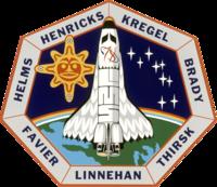 Missionsemblem STS-78