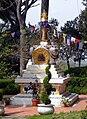 Stupa, Istituto Lama Tzong Khapa.JPG