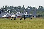 Su-30SM '45 blue' and '48 blue' (37414638735).jpg