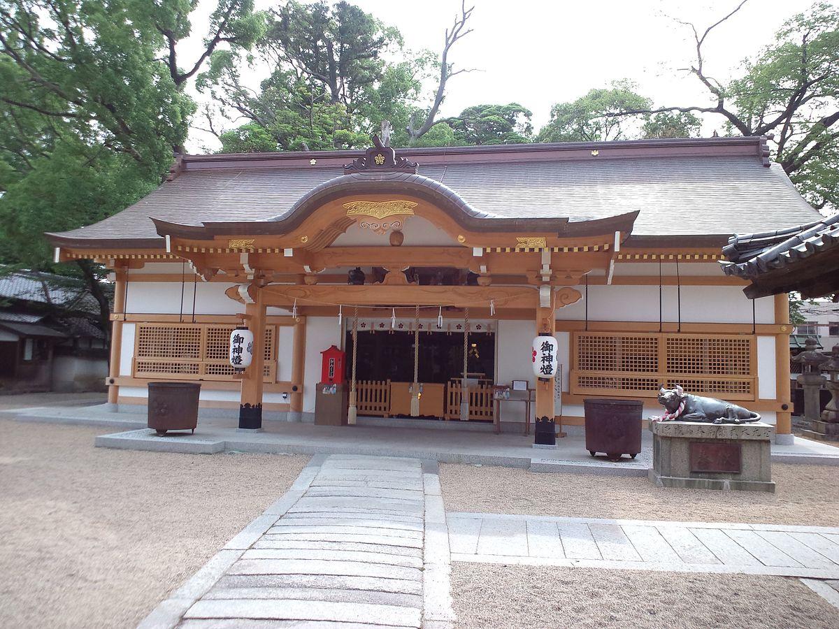 菅原神社 (伊賀市) - Wikipedia