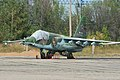 Sukhoi Su-25SM Frogfoot RF-93879 19 red (8503146440).jpg