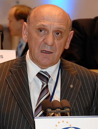 2006 Bosnian general election - Image: Sulejman Tihić