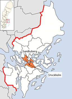 Sundbyberg Municipality in Stockholm County.png