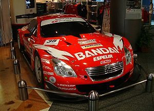 2006 Super GT Series - 2006 Bandai Direzza SC430.