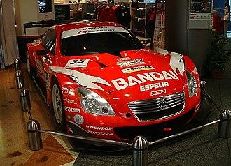 Bandai - 2006 Bandai Direzza SC430.