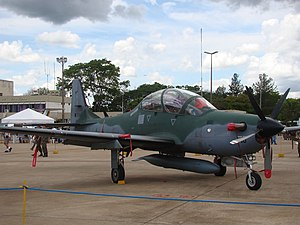 81st Fighter Squadron - Embraer A-29 Super Tucano