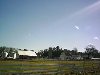 Surry County, Virginia - Farm in Surry County