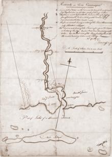 Map Gananoque Ontario