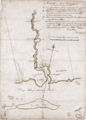 Surveryor's map of Gananoque 1787.png