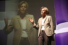 Susan Decker in 2008